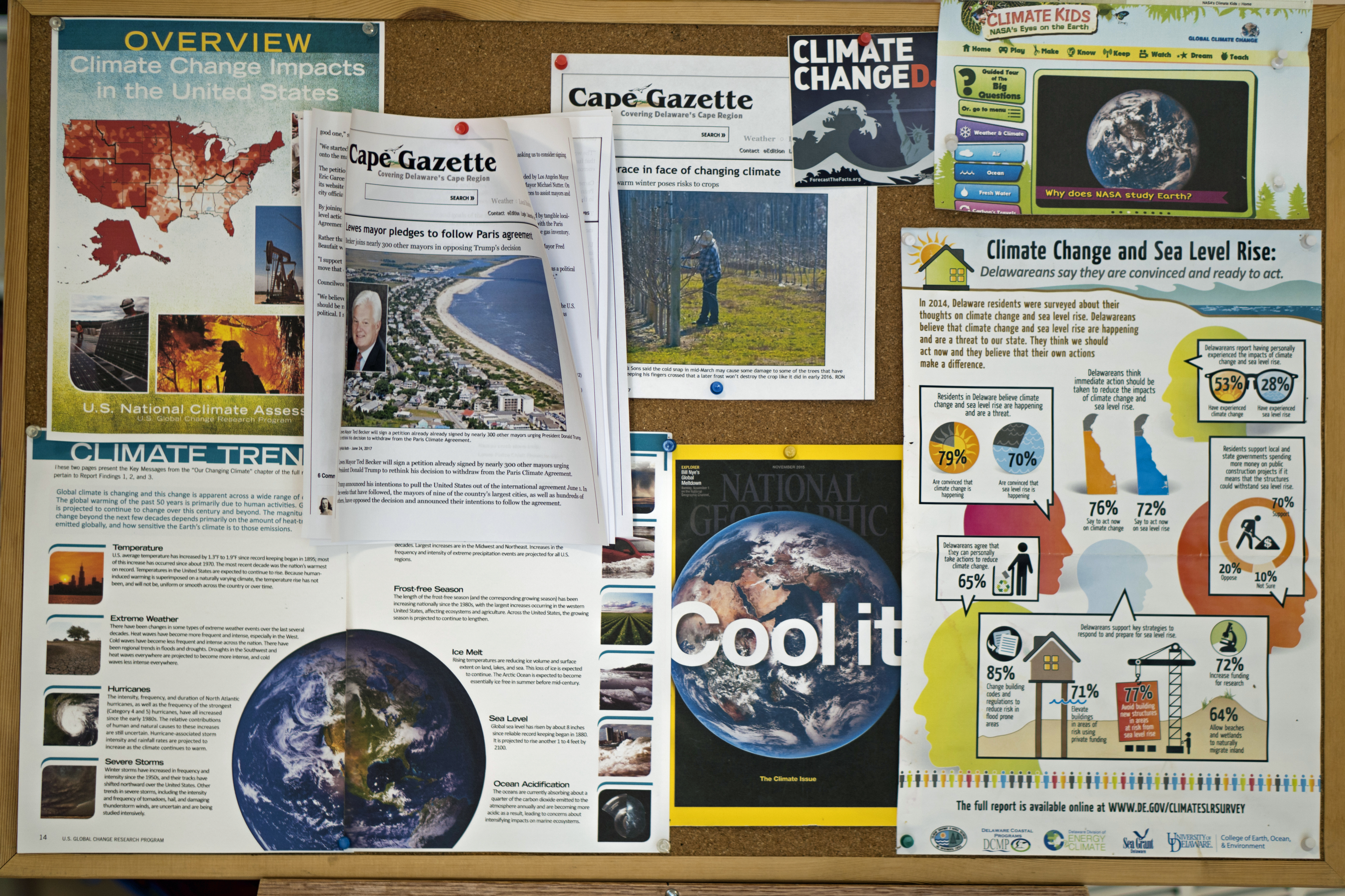Climate Change Resources